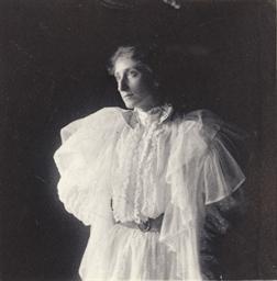 Jennie Dean Kershaw (Mrs. Samu