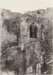 Jerusalem: Escalier Arabe de S
