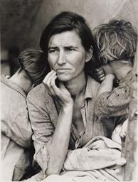 Destitute Pea Pickers, Califor