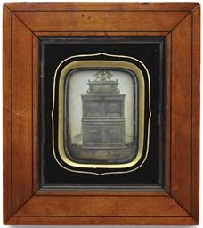 Renaissance Revival cabinet, p