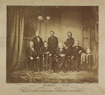 Managers of the House of Representatives of the Impeachment of Andrew Johnson, 1868