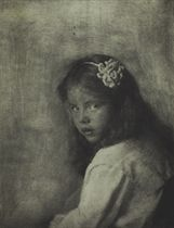 Portrait of a Young Girl, c. 1900