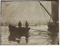 In Bacino di San Marco, Venezia, c. 1898