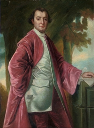 Portrait of William Salmond of