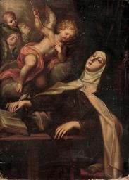 The Ecstasy of Saint Teresa of