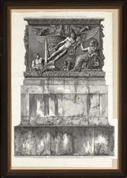 Stylobates marmoreus consecrat