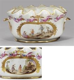 A porcelain verrière