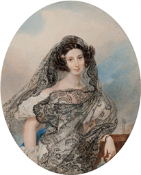 Portrait of Giovanina Pacini (