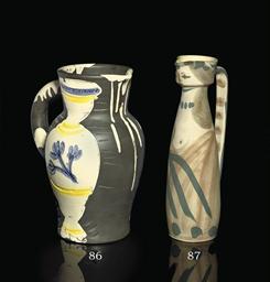Pichet au vase
