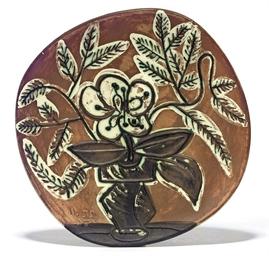 Vase au bouquet