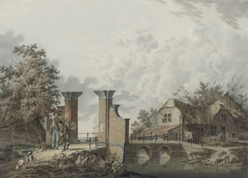 Huntsman near a classical gate