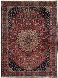 A Khoy Tabriz carpet