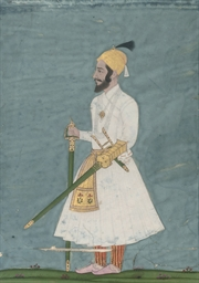 A PORTRAIT OF A NOBLE, INDIA,