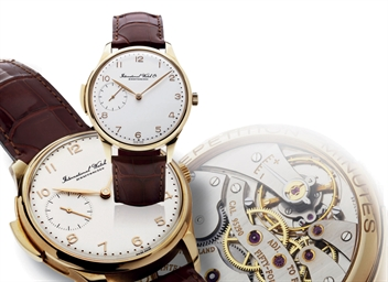 IWC, PORTUGIESER REPETITION MI