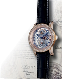 CORUM, CLASSICAL TOURBILLON SA