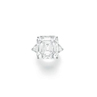 THE ANNENBERG DIAMOND  AN EXCEPTIONAL DIAMOND RING, BY DAVID WEBB
