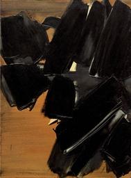 Peinture 81 x 60cm., 21 mars 1