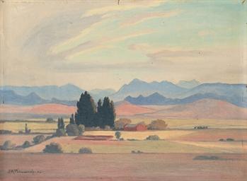 Landscape, Orange Free State