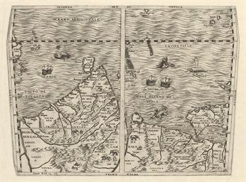 GASTALDI, Jacobo (1500-1566).