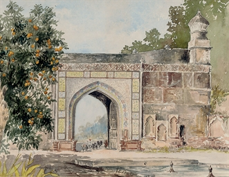 Twenty-nine views of Lahore an