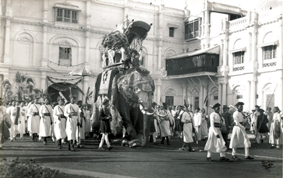 Royal Wedding, Gwalior 1941