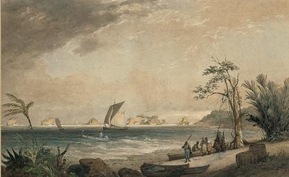 Los Gallos, Icacos Bay