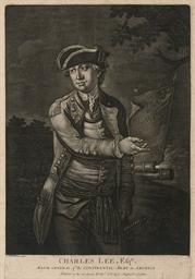 Charles Lee, Esq. Major Genera