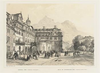 BARNARD, George (1807-90). The