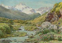 The Fletschorn from Simplon