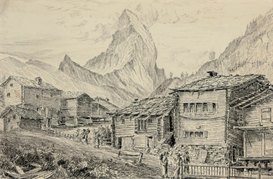 Views of Zermatt and its envir