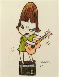 Untitled (Guitar Girl)