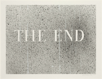 The End #60