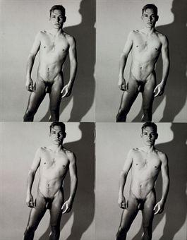 andy warhol nude