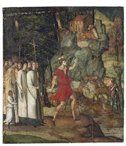Pyrenean School, circa 1550
