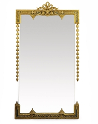 A NEO-CLASSICAL STYLE GILTWOOD