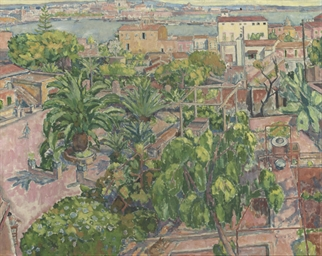 A view of Palma