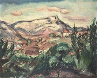 Le mont Coudon, Var