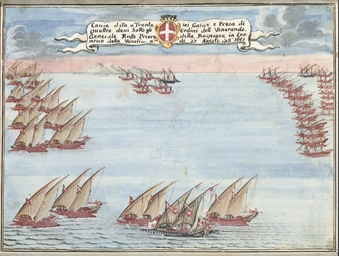 A Venetian Naval Display