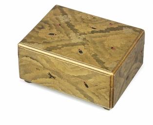 A TEBAKO (SMALL BOX)