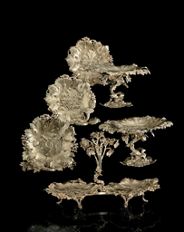 A MAGNIFICENT VICTORIAN SILVER
