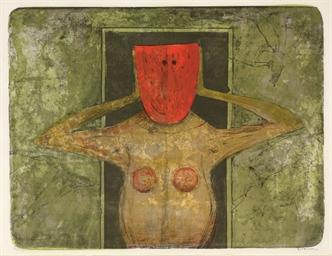 Mujeres: four plates (Pareda 1