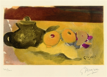 La Nappe jaune (Maeght 1038)
