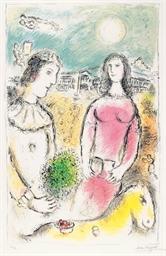 Couple au Crépuscule (M. 972)