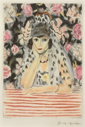 Matisse, L'Espagnole (G. & P.E