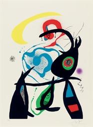 Joan Brossa, Oda a Joan Miró,