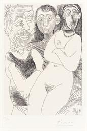 Prostituée et Marins, from La