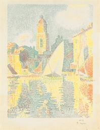 Saint-Tropez: Le Port (Kornfel