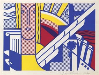 Modern Art Poster (C. II.8)