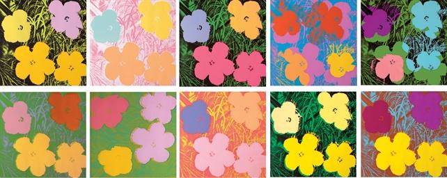Flowers (F. & S. II.64-73)
