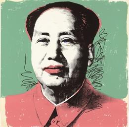 Mao: one plate (F. & S. II.95)